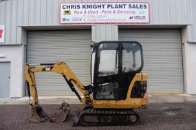 CAT 301.6C yr 2007 2145 hrs from new full service history