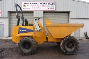 Thwaites 6 ton straight only done 1900 hrs one owner