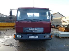7.5 ton tipper yrs test taxed to end of june 2014 yr 2005