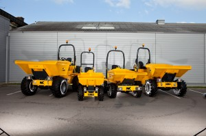 NC offer the complete range of Site Dumpers which are robust and durable, with vast manufacturing experience in the construction industry. Our site dumper are suitable for any earthmoving task.